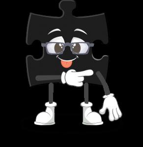 Rev mascot black