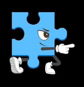 Rev Blue mascot