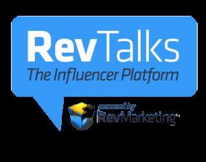 RevTalks Influencer logo